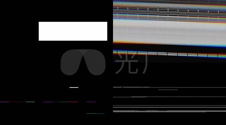 电视信号干扰视频包