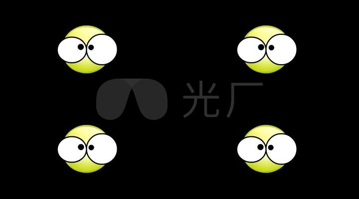 表情视频表情卡通视频_1920X1080_动态线条高清素材包会微动信的图片素材图片