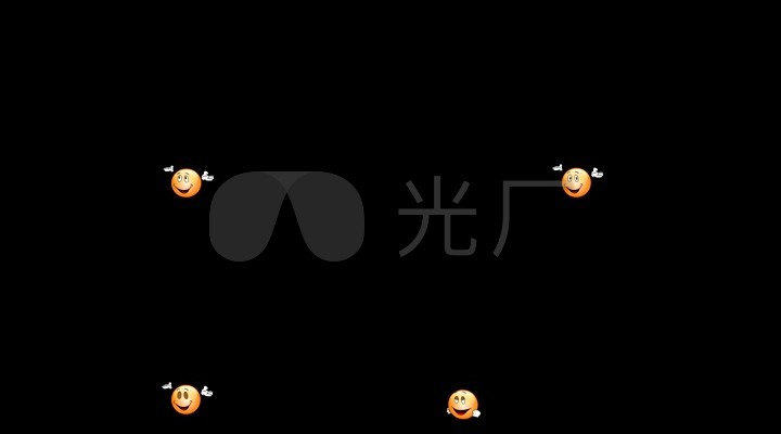 表情emoji表情卡通动态素材01_1920X1080_高钱寻千视频婆婆包图片
