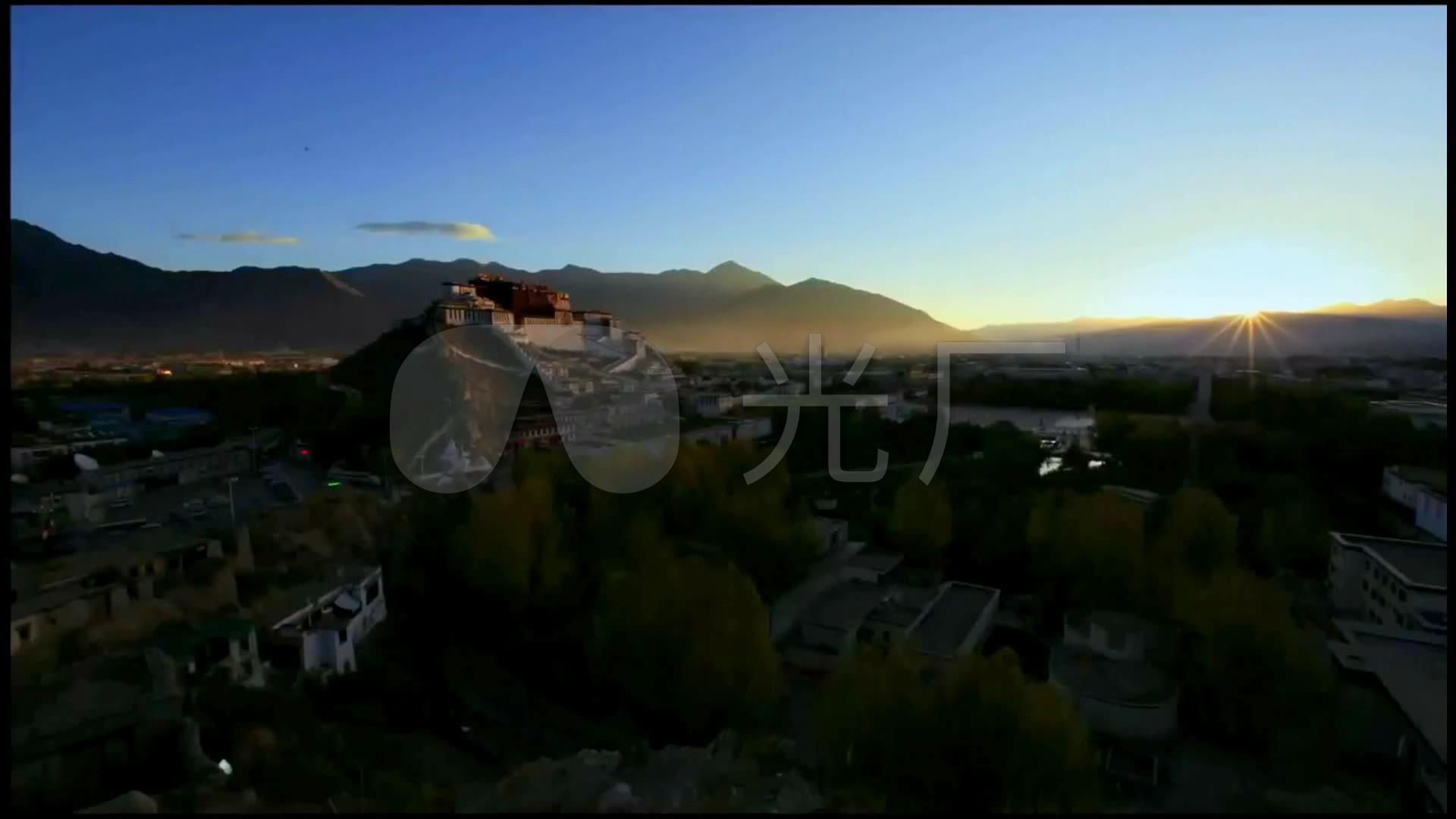 藏族舞蹈成品谣LED视频吉祥_1920X1080_高v舞蹈视频房车图片