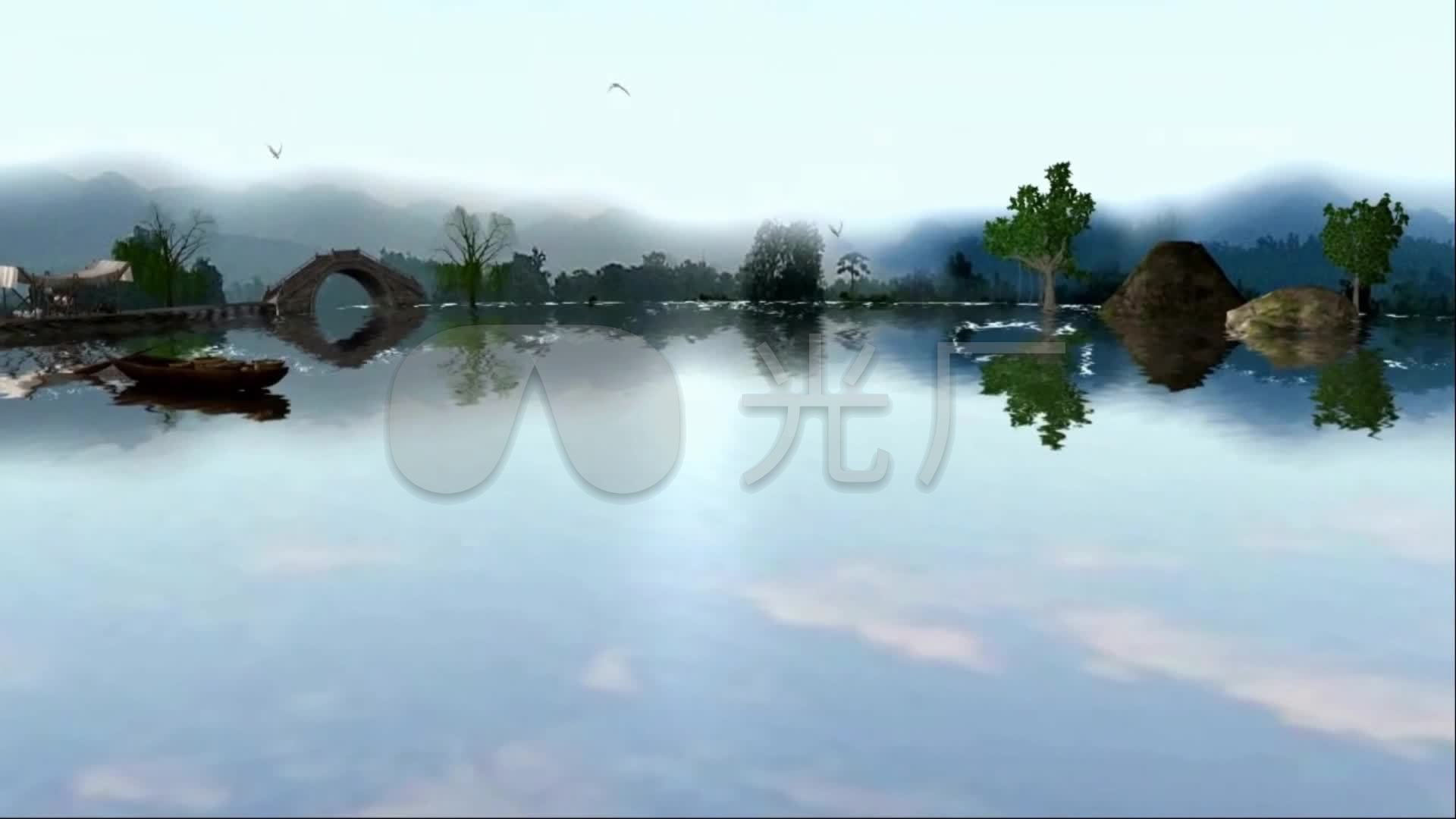 攻略《燕归巢》背景视频_1920X1080_高清视视频歌曲v攻略图片