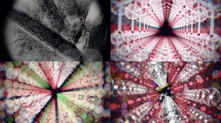 物体显微镜分子结构
