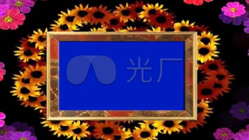 ppt 背景 背景图片 边框 家具 镜子 模板 设计 梳妆台 相框 854_480