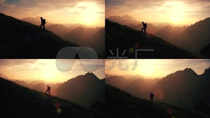 喜马拉雅山攀登