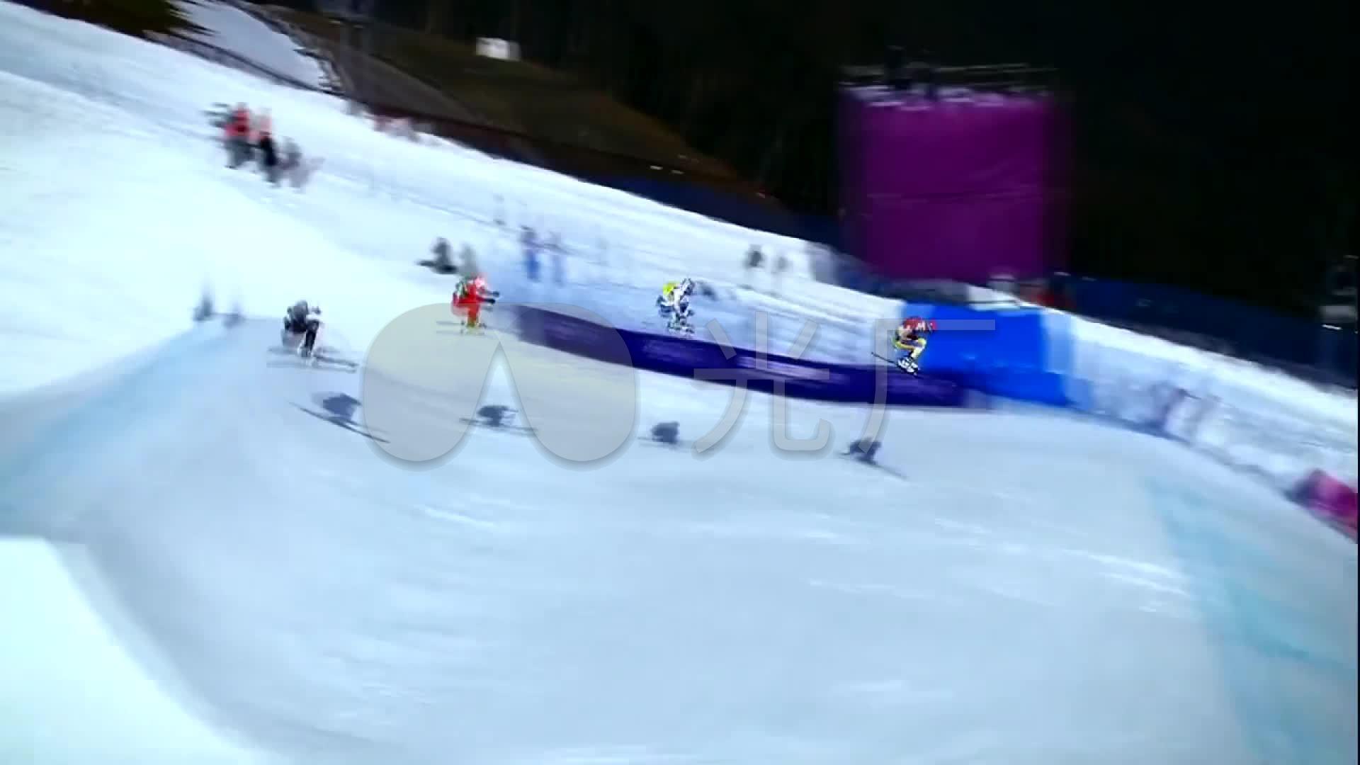 冬季竞技溪河运动员射箭滑雪体育奥运滑板_夹中国漂流和香溪图片