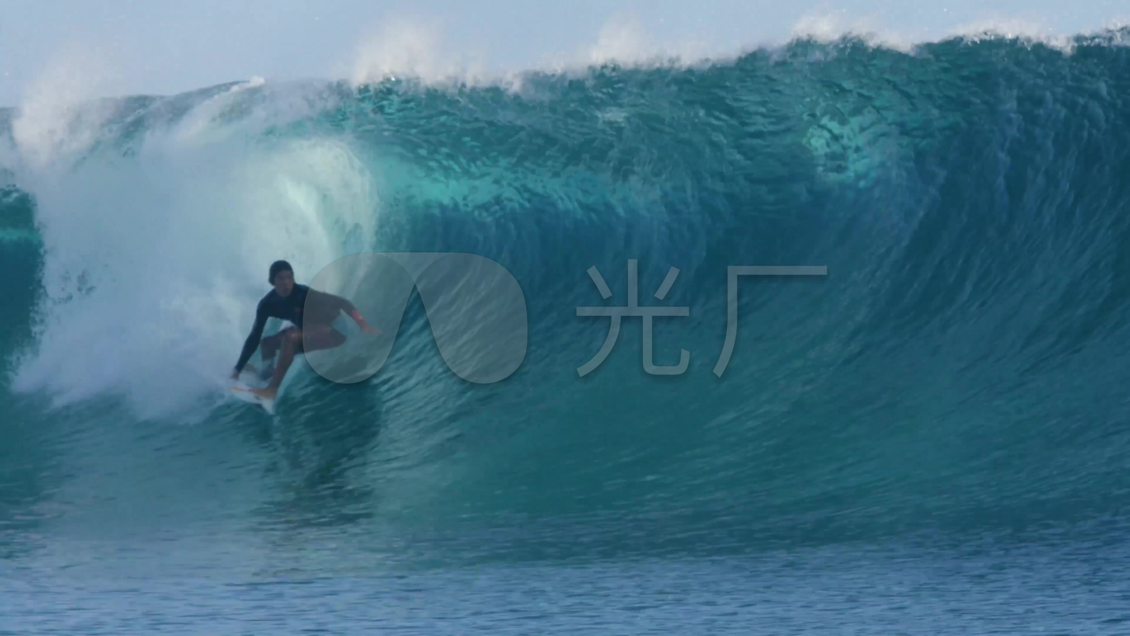 v山地山地视频滑板冲浪4K_3840X2160_高清视摩托汤解析热不图片