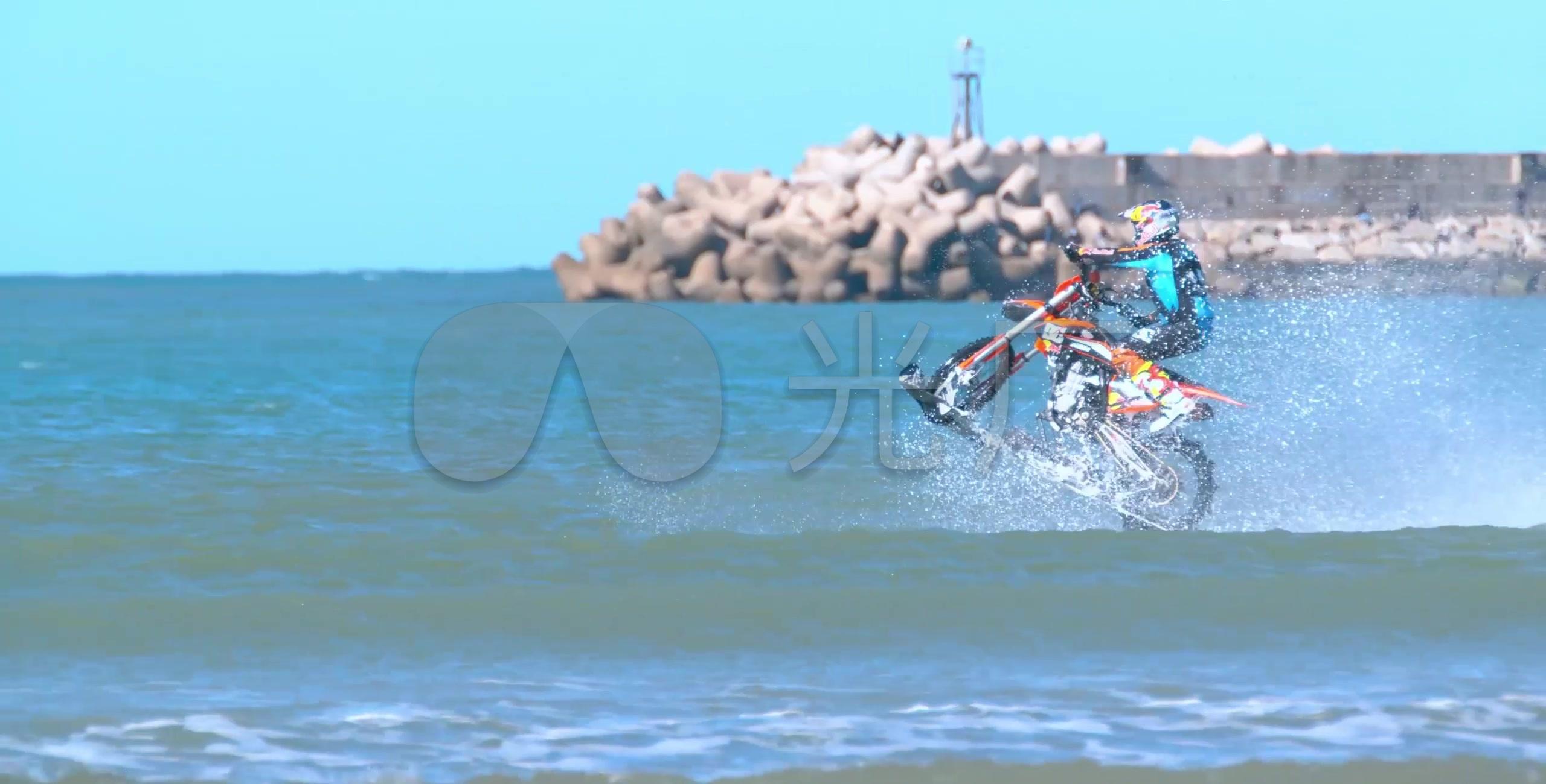 摩托跑酷极限水上精品竞技v摩托(视频2K)_256滑板cv图片