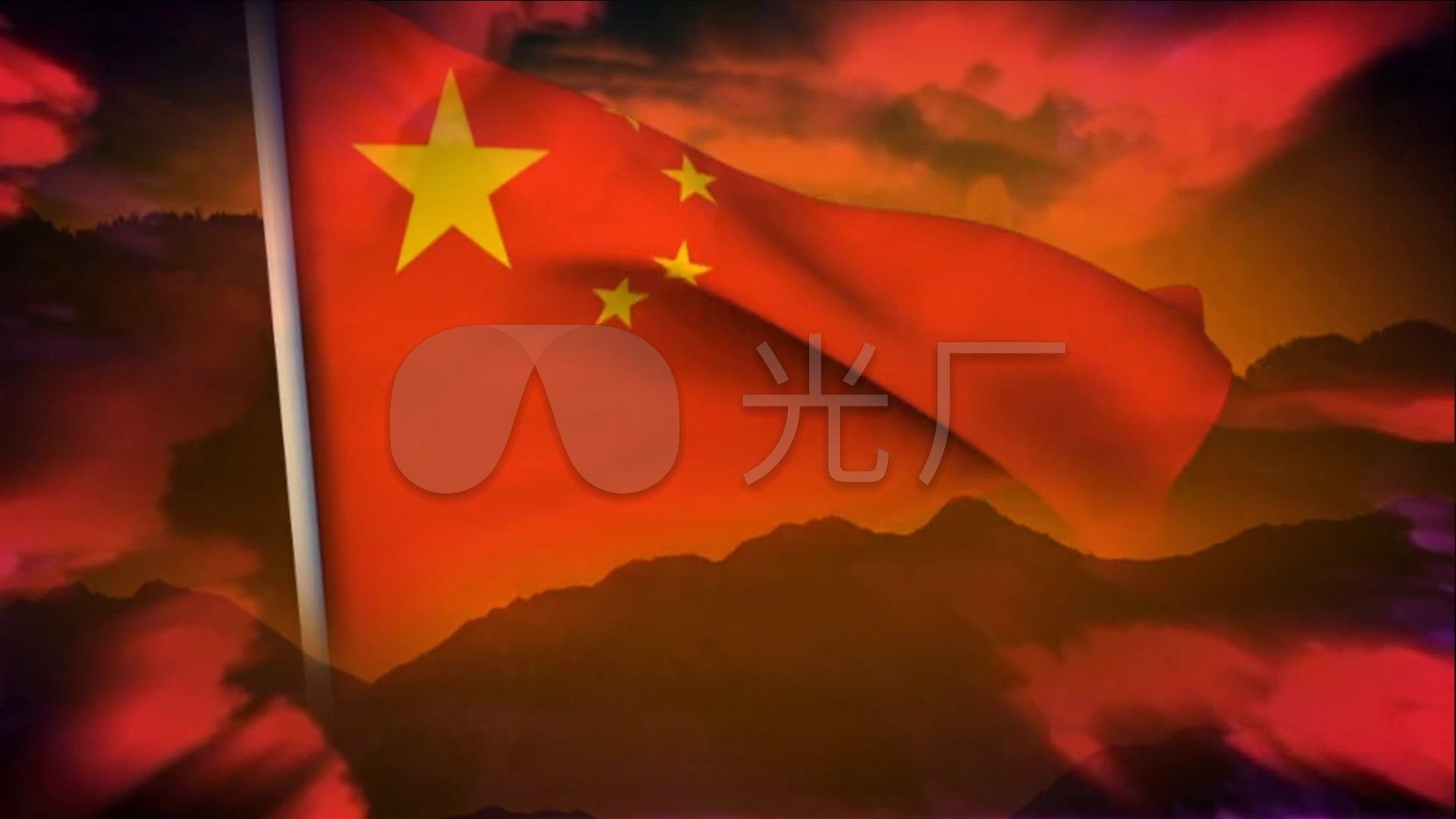我骄傲,我是中国人韩伟配乐诗歌朗诵配乐成_1920X1080_高清视频素材下载(编号:1757201)_舞台背景