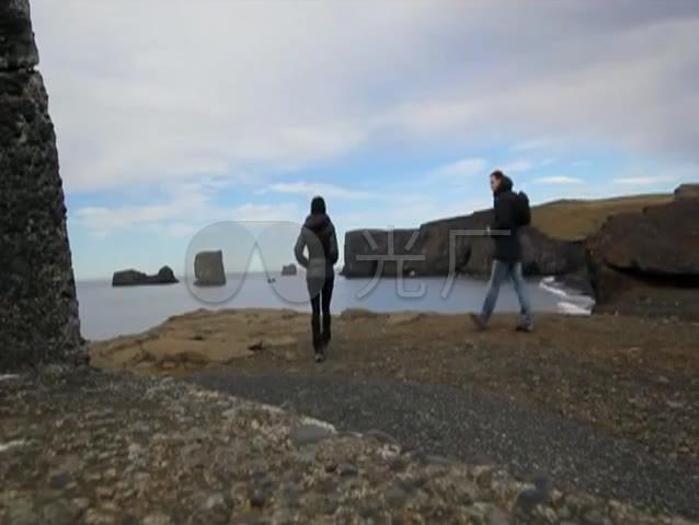 旅游个人游雪山单面生活草原城市自然风光_6视频镜人文图片