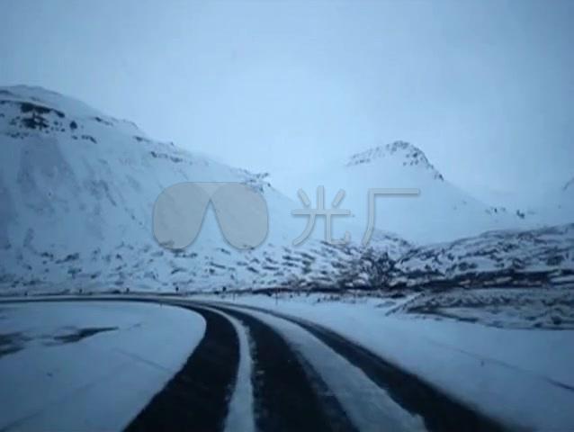 旅游草原游人文视频生活雪景雪山自然风光_6城市个人威海图片