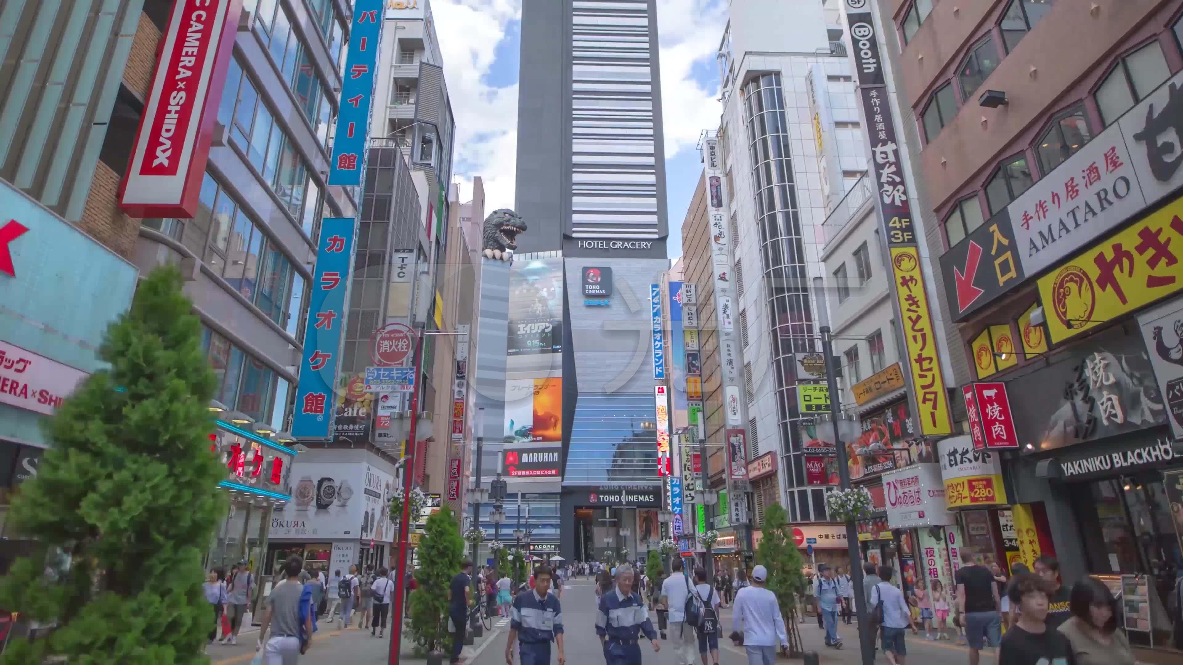 日本东京宣传片_4k日本东京城市延时形象宣传片