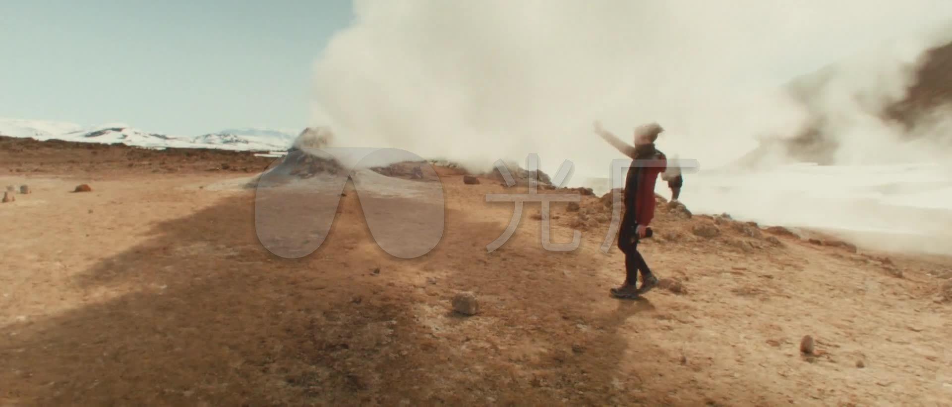 冰岛v视频视频瀑布雪原雪山草原自然风光_192冰河黄伟晋图片