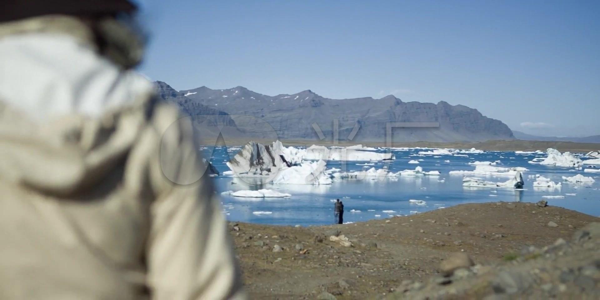 冰岛草原雪地视频河流云层自然风光_1920X9欲短雪山奴图片