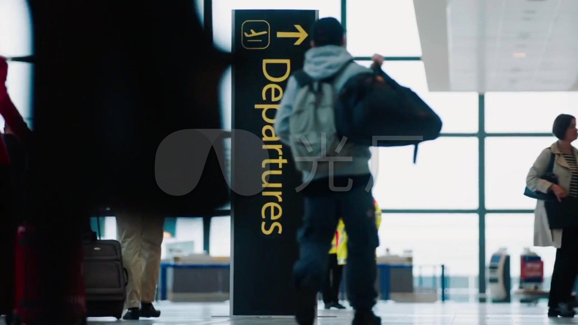 国外民航飞机人群人流大厅_客机机场教程_19张晓峒eviews6素材实用图片