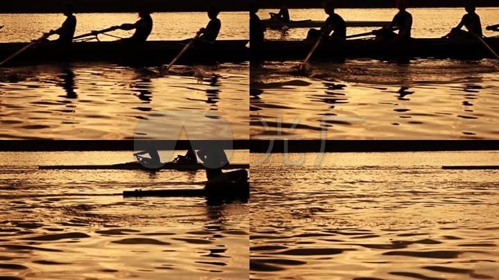 划船皮划艇赛艇水上运动运动员陆子渊空手道图片