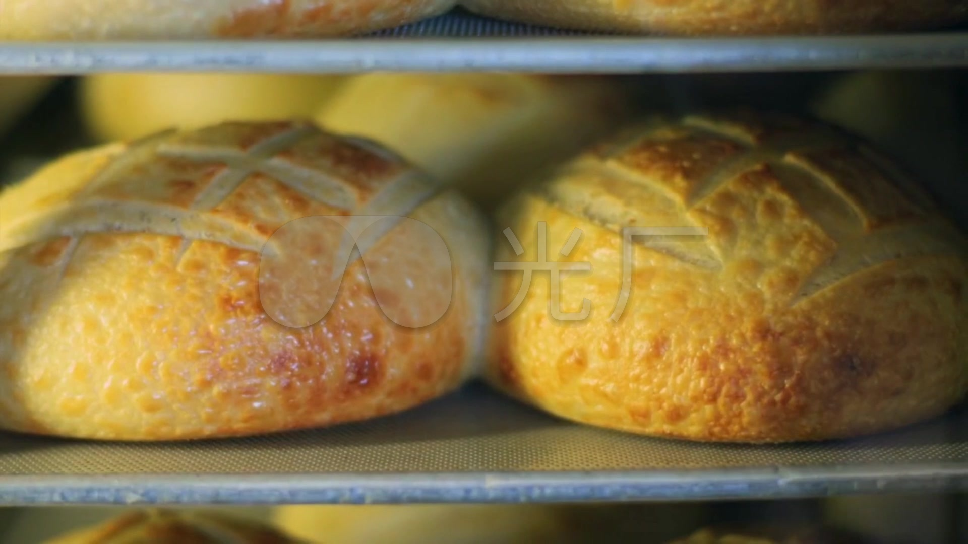 砂锅摄影生产宣传片_面包房烘培延时制作_19视频面包店
