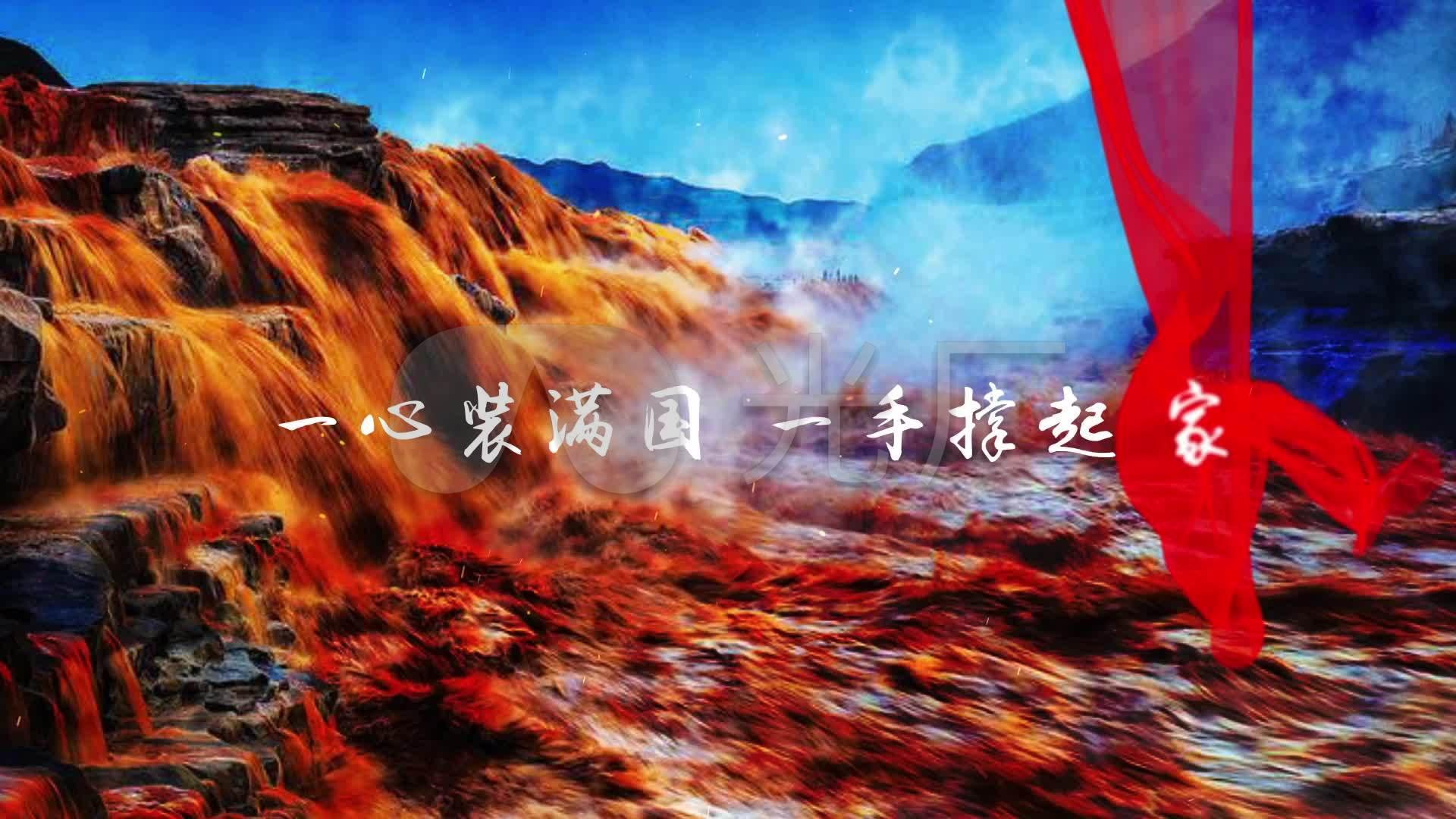 国家手语视频背景(成龙原唱)_1920X1080_高清