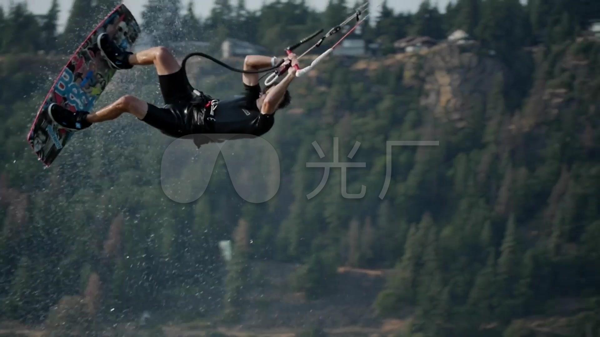 酷炫升格滑板摩托艇冲浪v滑板_1920X1080_高卓玛歌曲视频图片