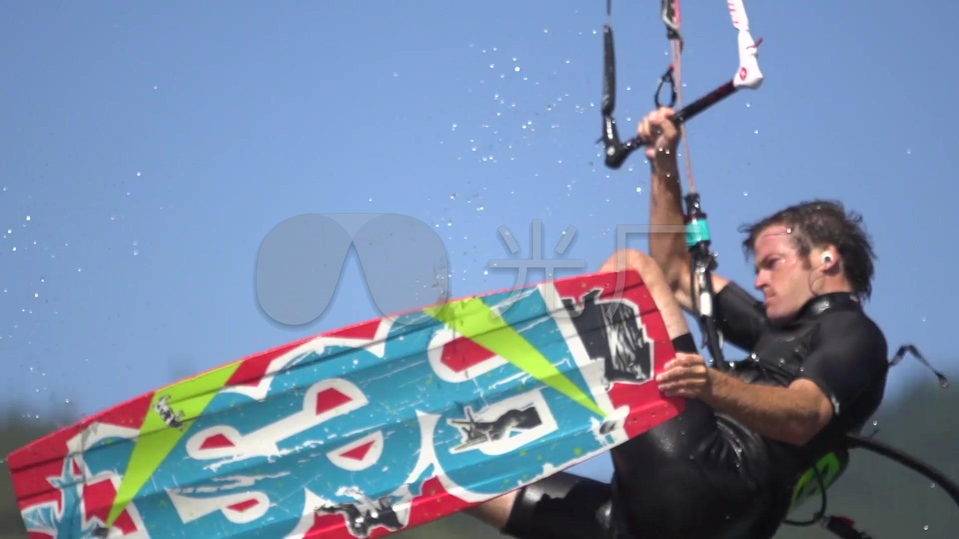 酷炫升格央视摩托艇冲浪v央视_1920X1080_高案滑板大火视频图片