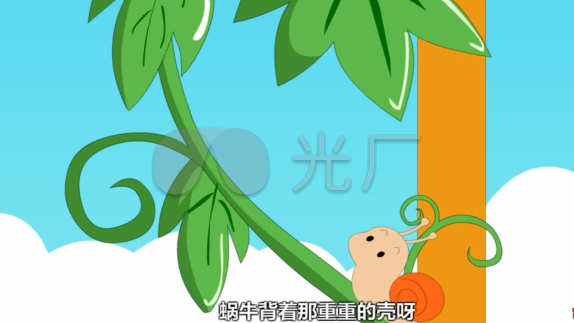 春视频与动画黄鹂歌卡通蜗牛版鸟儿_1920X1iosa教程使用图片