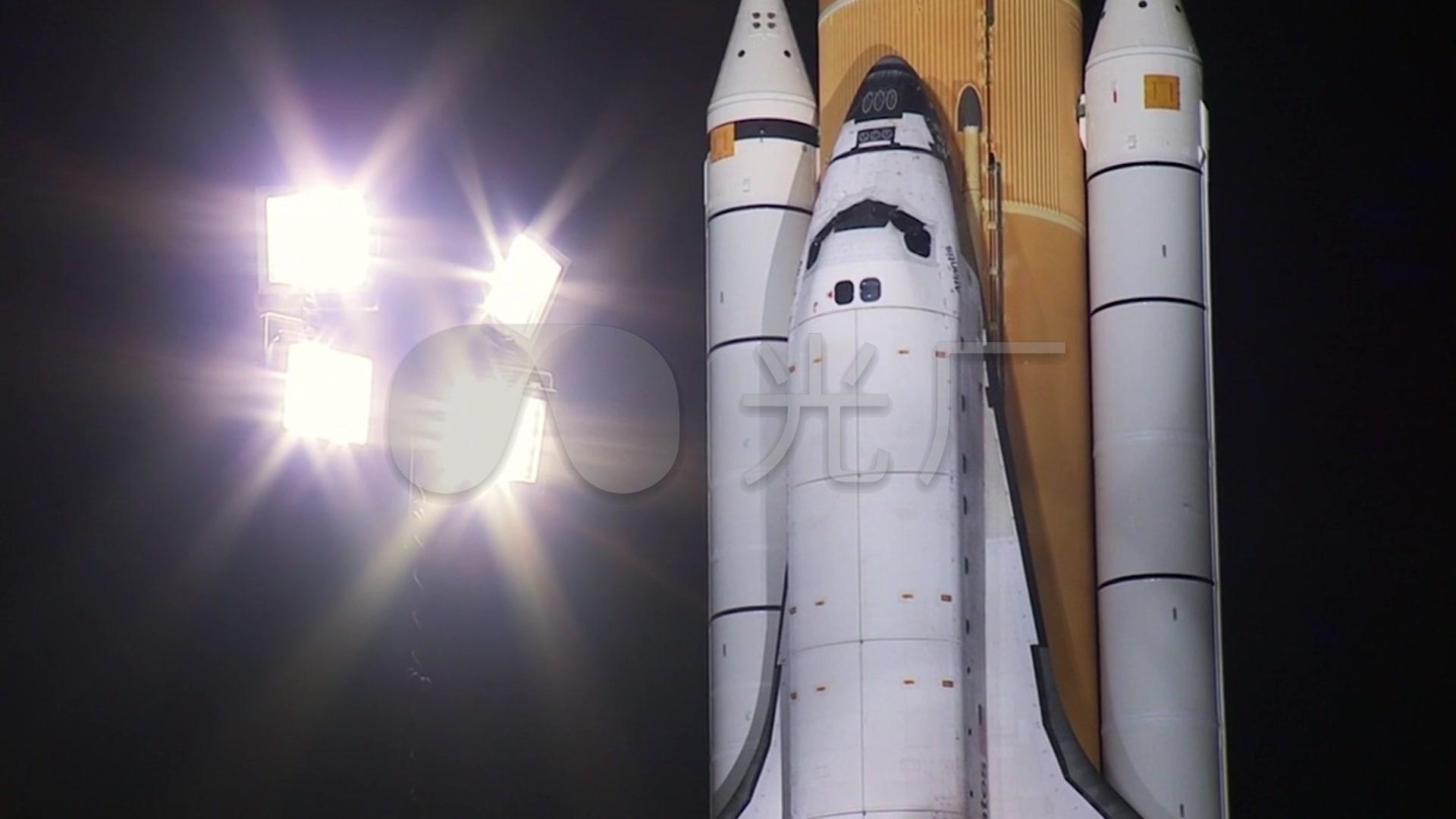 美国nasa宇航局太空总署_航天飞机发射_1920x1080_(:)