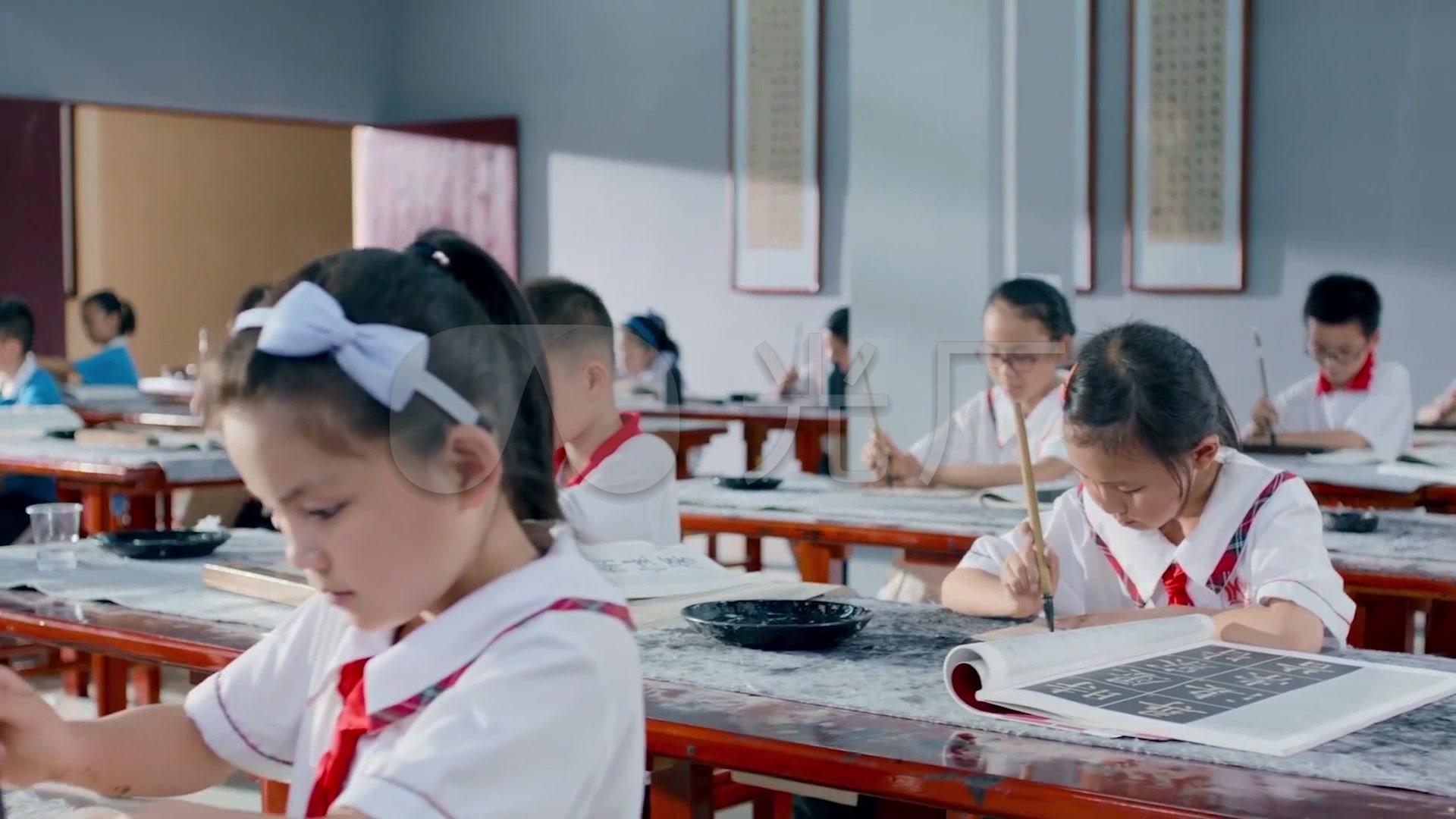 教学书法高清生写毛笔字_1920X1080_老师视平面设计v教学沈阳图片