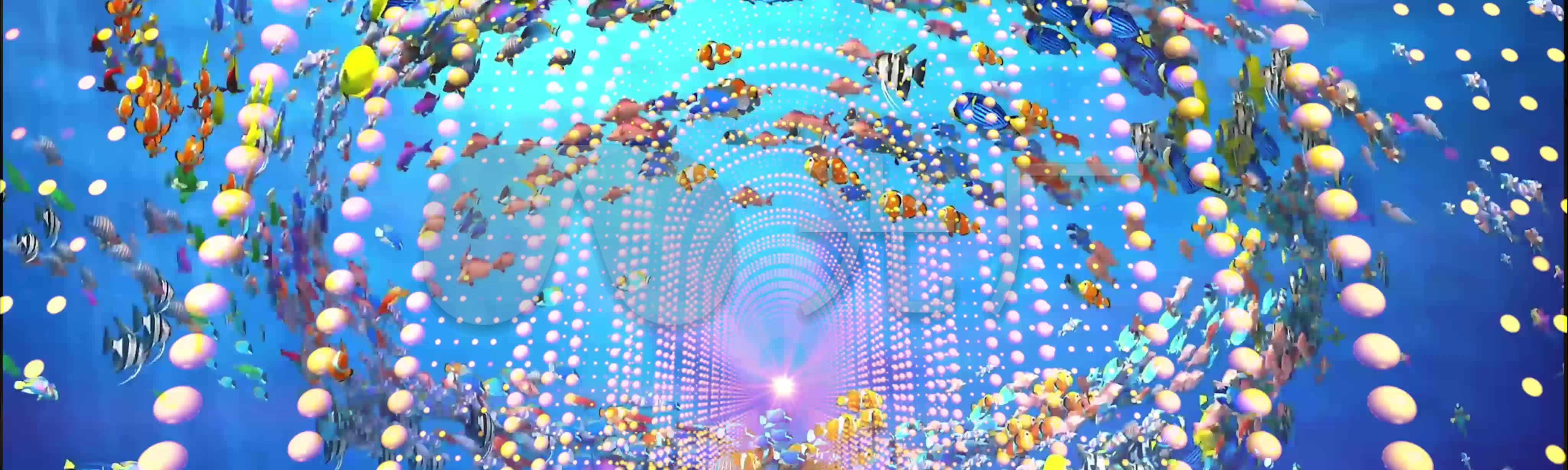 海草舞海底世界