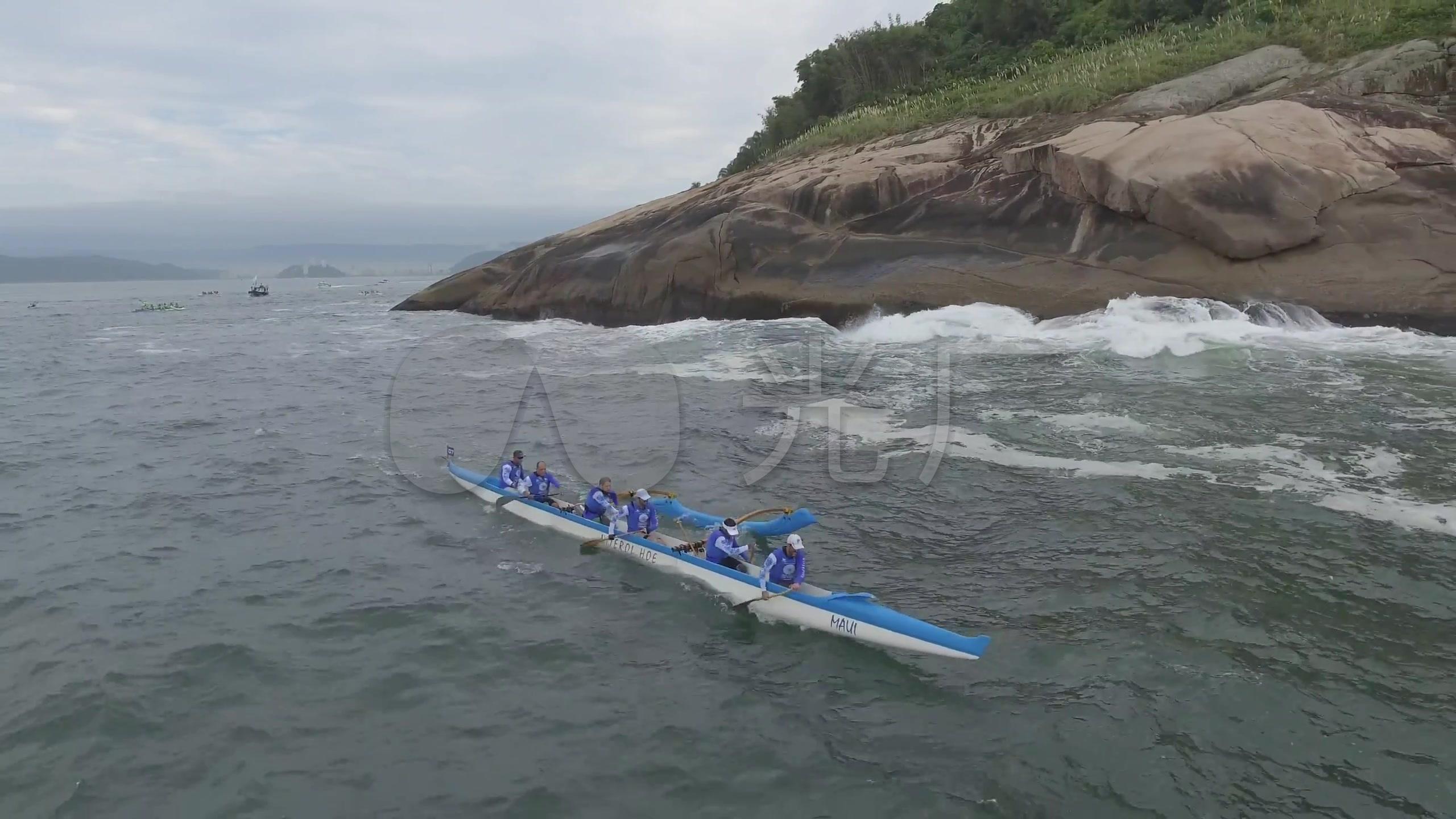 航拍赛艇皮划艇体育竞赛运动划桨竞争比赛_2广元市射箭乡晒金村村主任贾大合图片