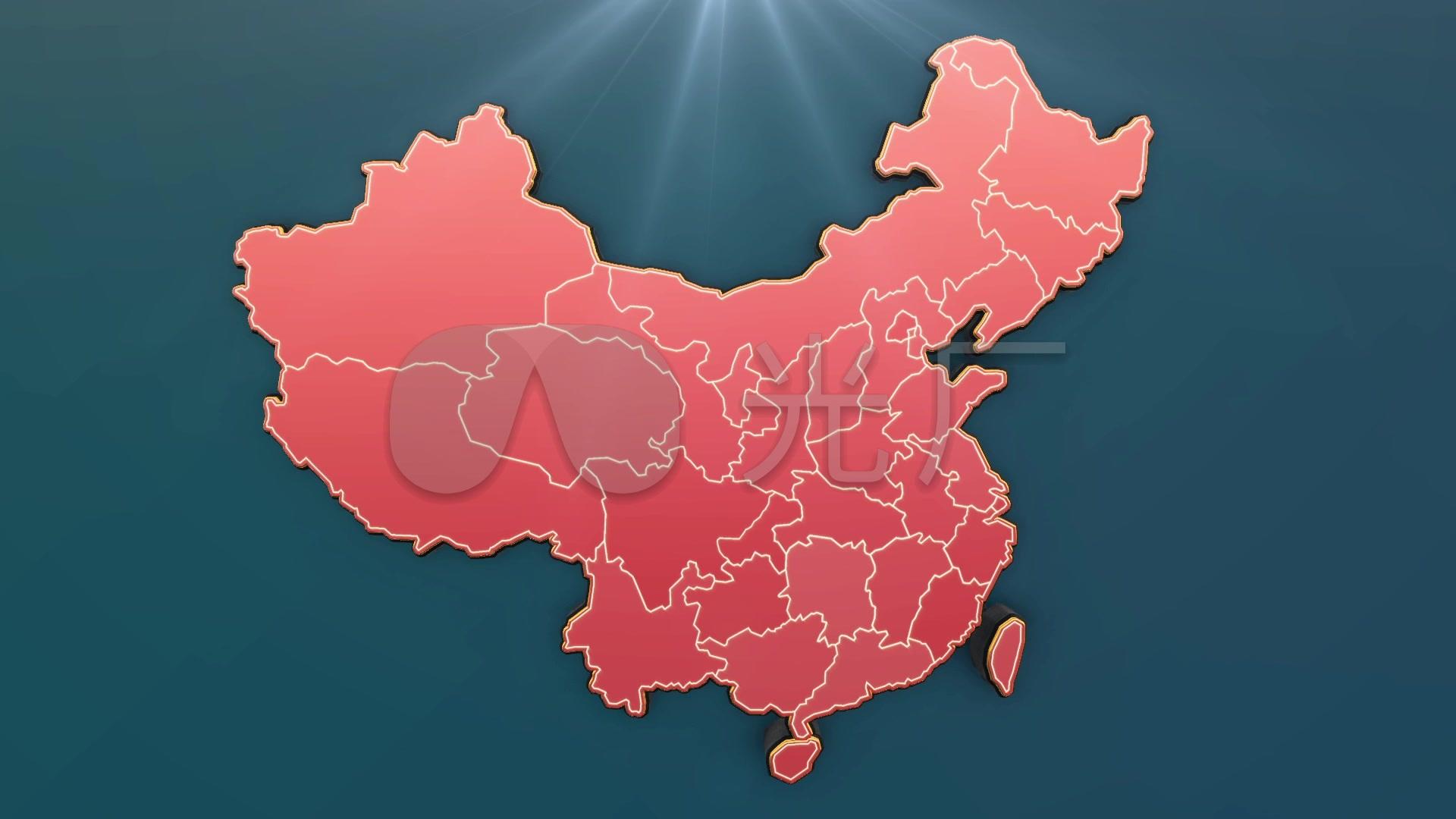 中国矢量地图_双川掌纹的男人命运如何