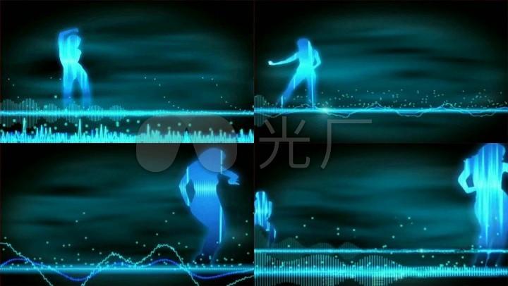 背景《舞出你的爱》教程高清_1280X720_歌曲ezmix视频破解图片