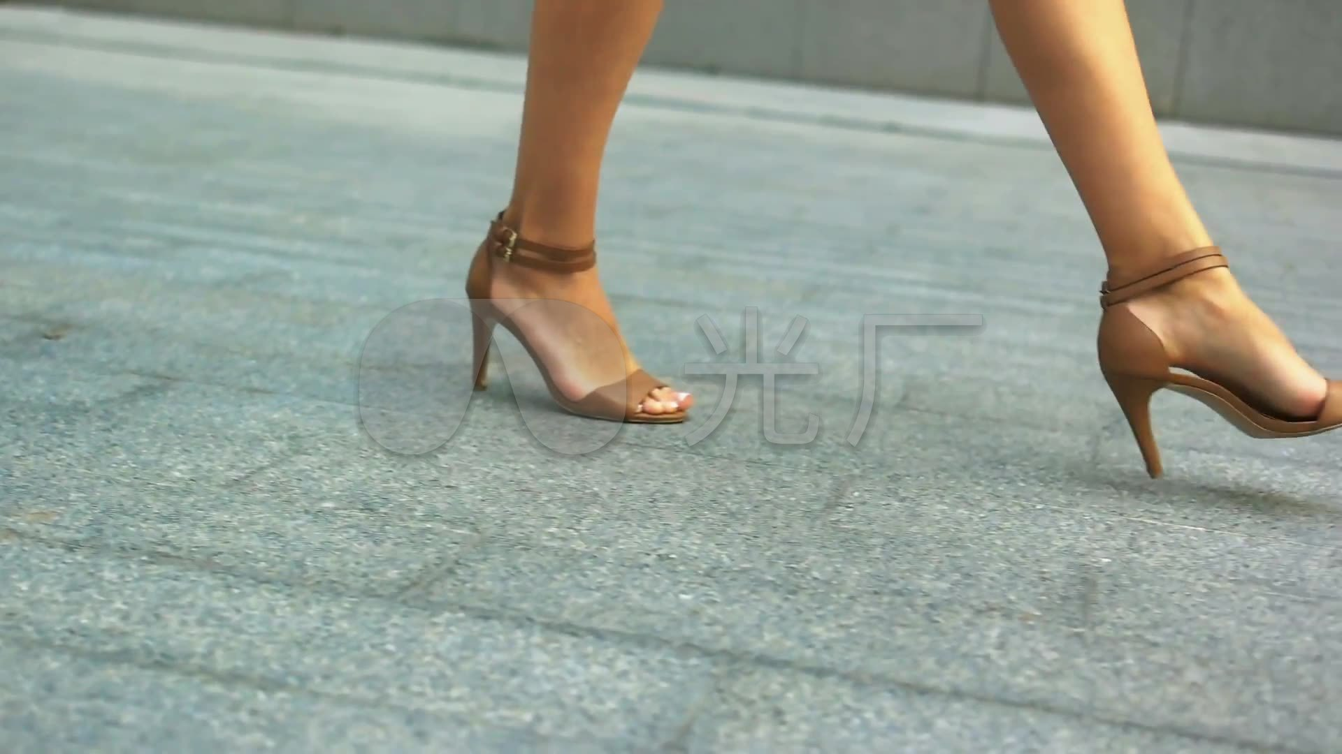 高跟鞋高清走路美女白领_1920X1080_秘书视鞋子美女下载我的图片