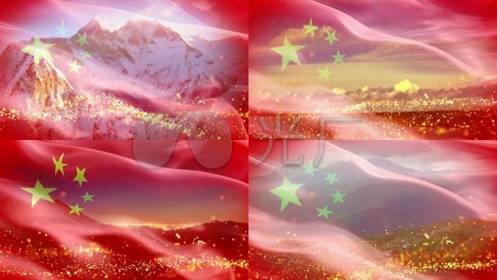 【青春中国】爱国诗歌朗诵背景