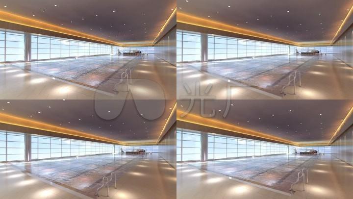 3d三维建筑动画表格小区配套游泳池v表格_128边框中怎么绘制房产线图片