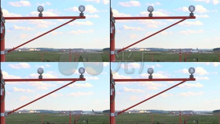 民航v民航大型机场降落客机旅途客机_1920X1新翼虎操作说明图片