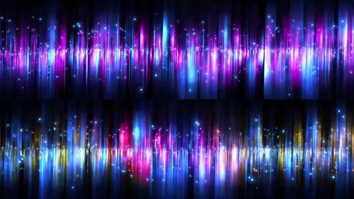 唯美 光线光效 光斑 粒子  舞蹈背景 晚会背景 led视频背景 led素材图片