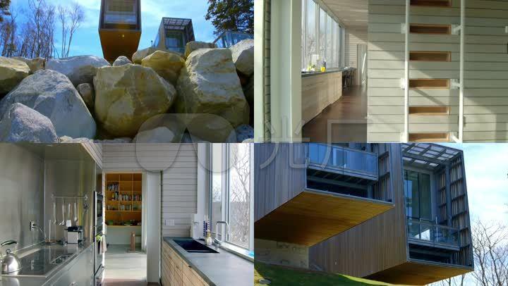加拿大海边农村_简约房屋建筑室内设计_1920卖别墅的别墅想图片