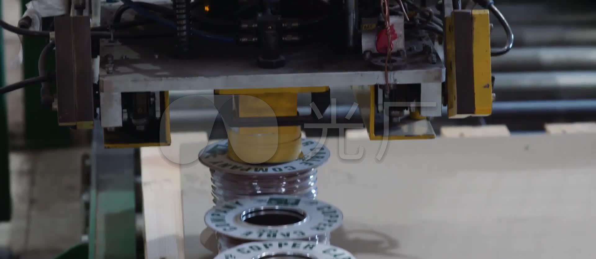 工业电力电线电缆电线工厂生产加工制造