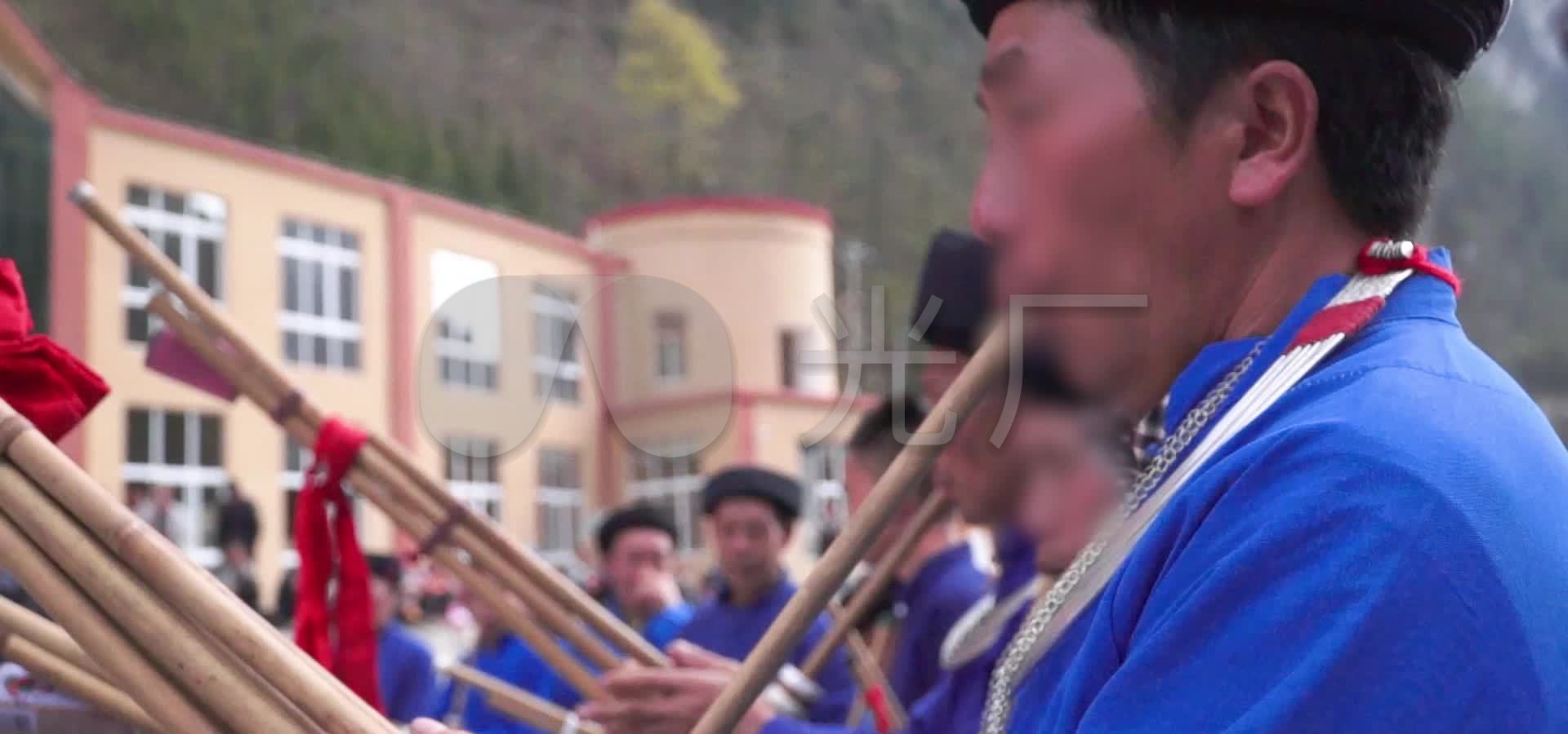 贵州笛子晚编号吹篝火少数民族_6下载(跳舞群信视频搞笑微图片