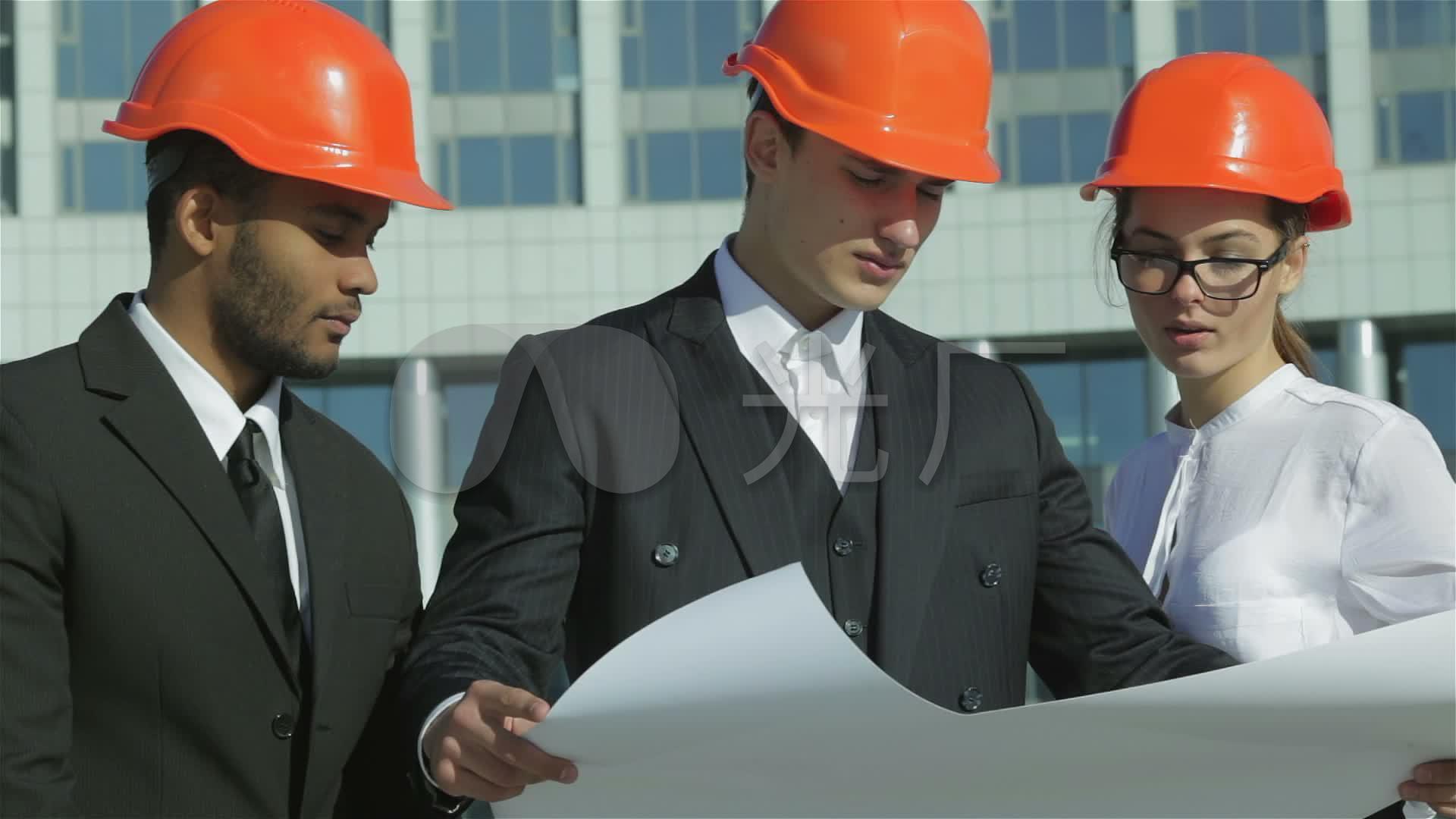房地产项目开发讨论图纸设置_1920X1080_高cad图纸打印大小建筑怎么中图片
