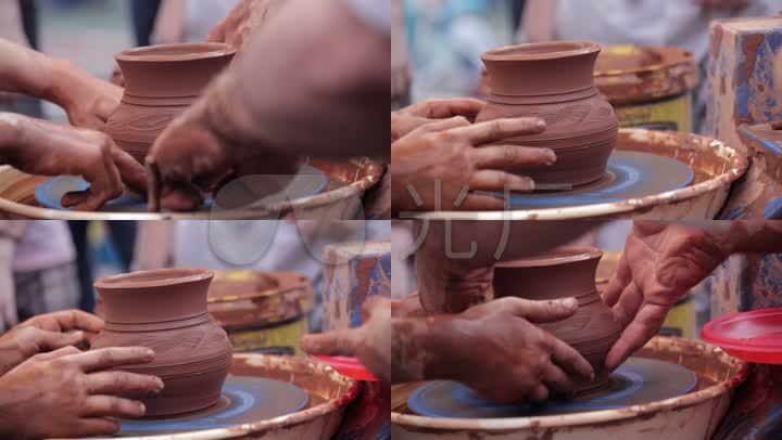 陶艺手工制作陶器陶瓷加工陶土