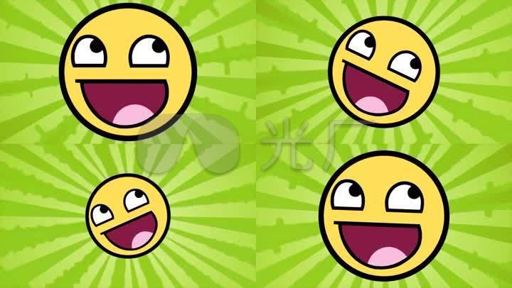 搞笑背景动画动感表情表情收米搞笑趣味包