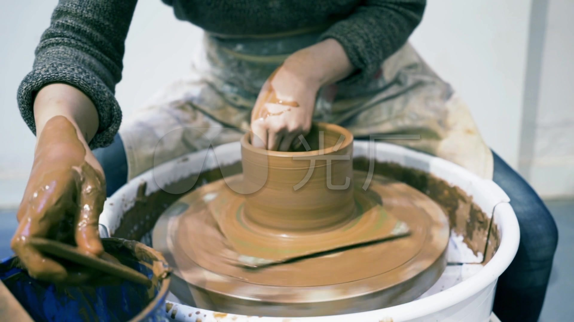 手工陶瓷_手工陶瓷制作过程