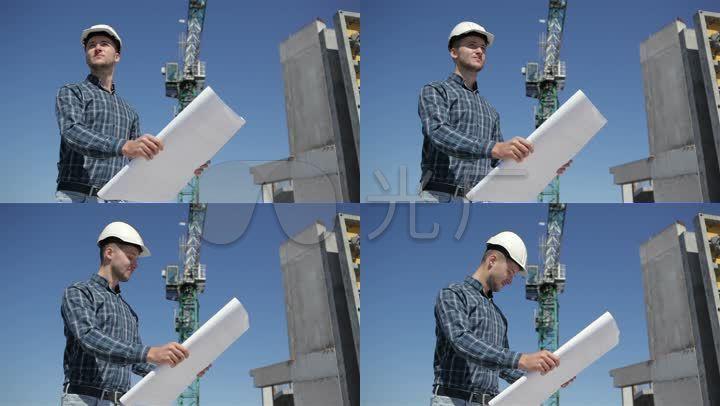 房地产项目开发建筑师看建筑图纸_1920X108十字绣图纸米老鼠图片