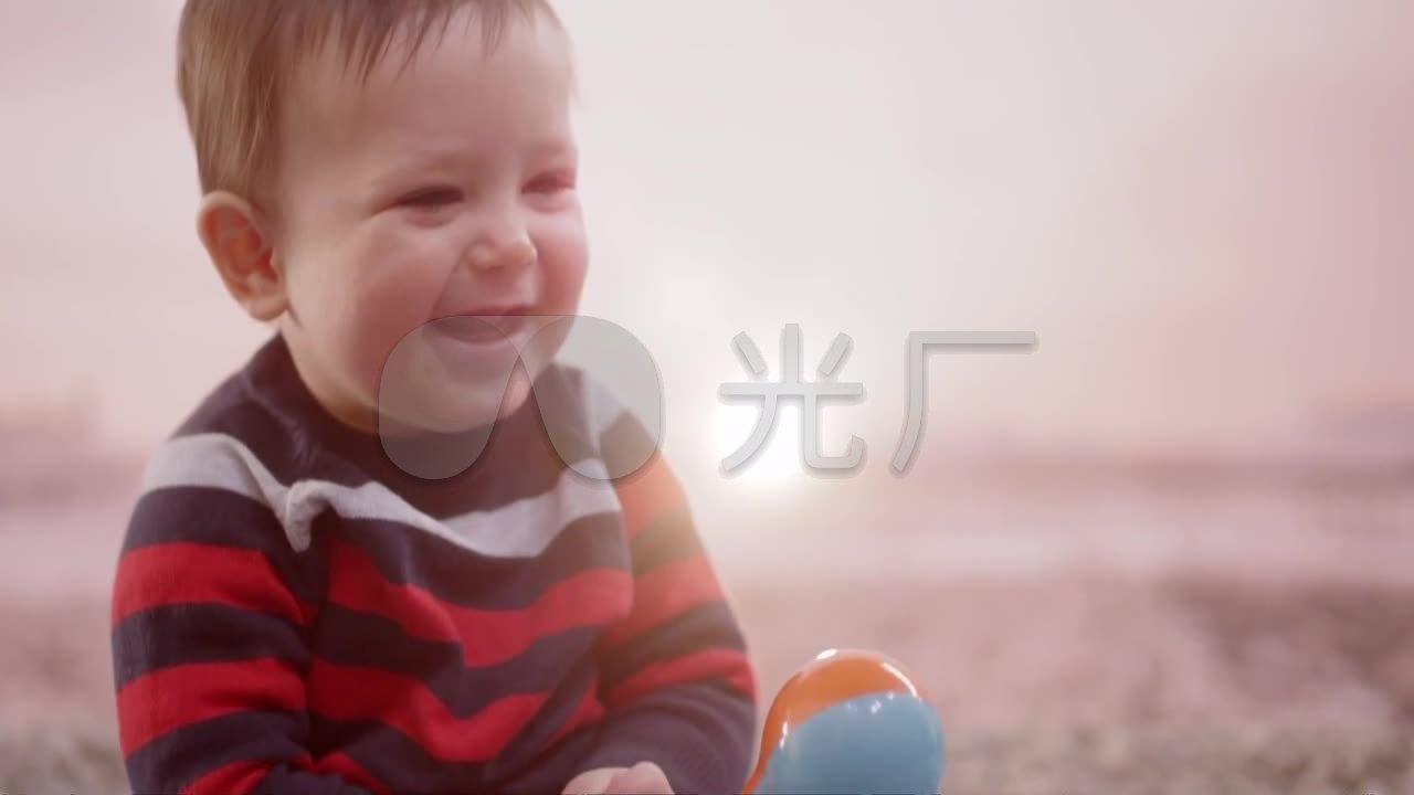 外国宝宝_国外儿童幼儿-可爱欧美外国宝宝视频素材2_12