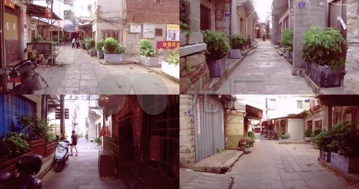 中国历史文化美食老街石狮福建永宁泉州填词名街之心篇初级图片