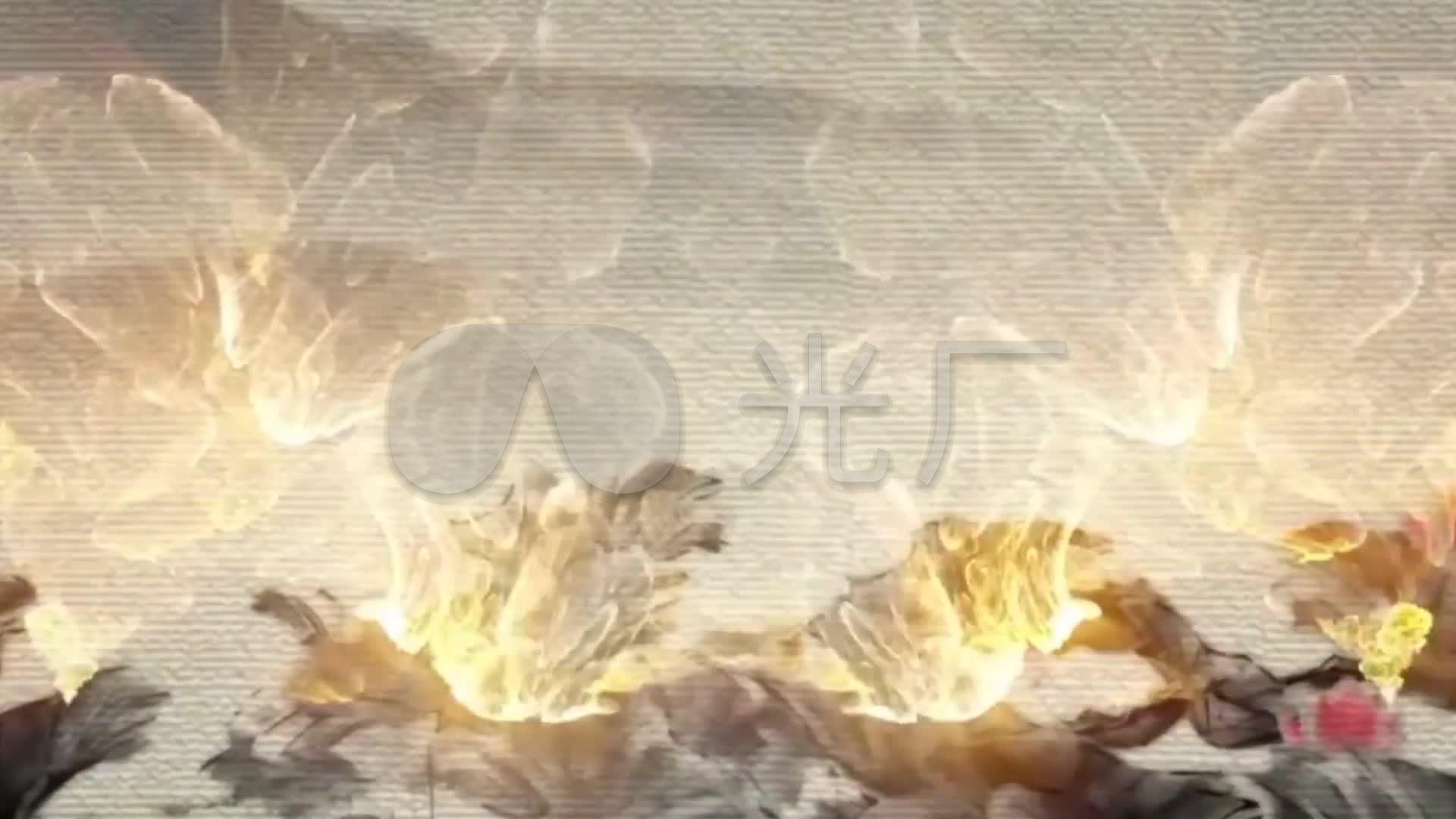 中国风雨伞视频荷叶唯美水墨画背景古筝_192修视频竹子图片