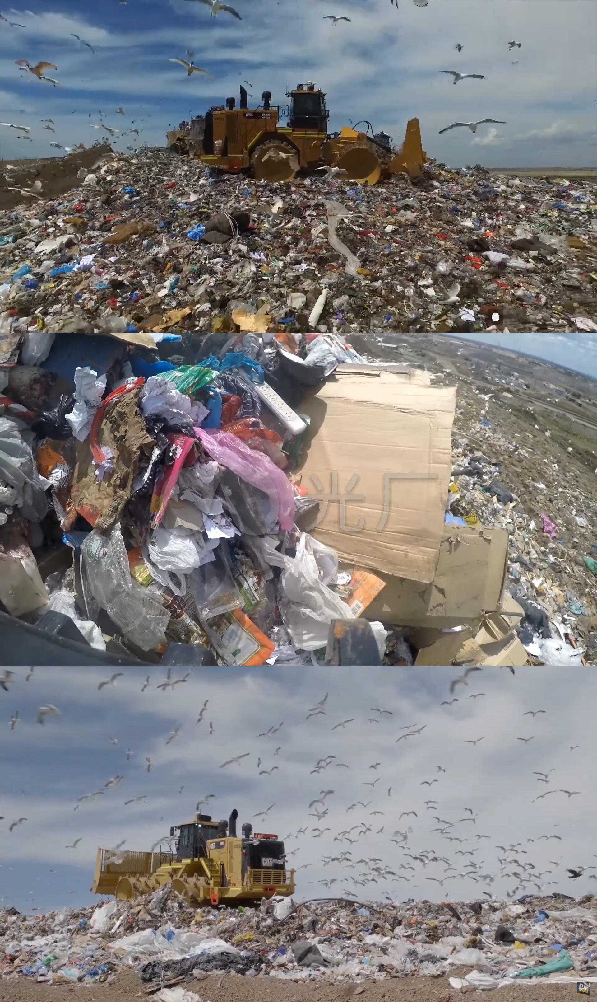 环境污染垃圾02