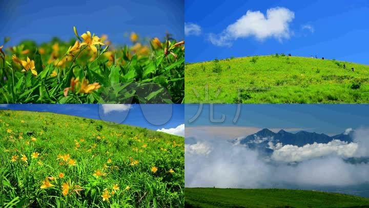 生态自然景观景区景点大自然