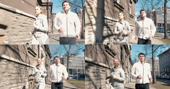 晨跑比较v高清锻炼_4096X2160_高清素材视频哪一种瘦脸霜慢跑a高清图片