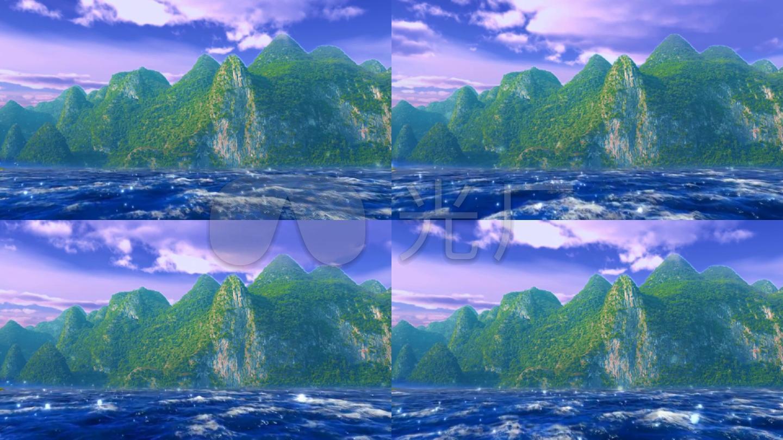 壁纸 风景 山水 桌面 720_406